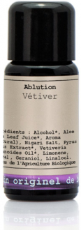 Ablution Vétiver